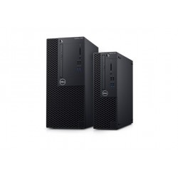 Komputer Dell Optiplex 3060 MT i7-8700 8GB 256GB_SSD UHD_630 DVD-RW WiFi...