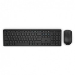 DELL Wireless Keyboard and Mouse US Intl Black KM636