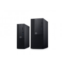 Komputer DELL Optiplex 3070 MT 260W i3-9100 8GB 1TB UHD_630 DVD+/-RW W10Pro...