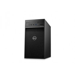 Komputer DELL Precision T3630 3630 MT 460W i7-8700 8GB 1TB DVD_RW P400_2GB...